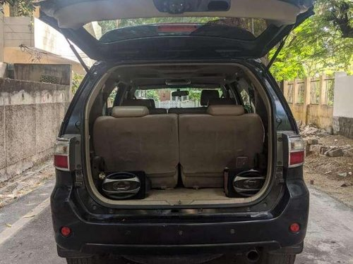 Used 2010 Toyota Fortuner MT for sale in Hyderabad