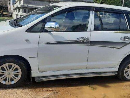 Toyota Innova 2.5 G4 8 STR, 2013, AT for sale in Chennai