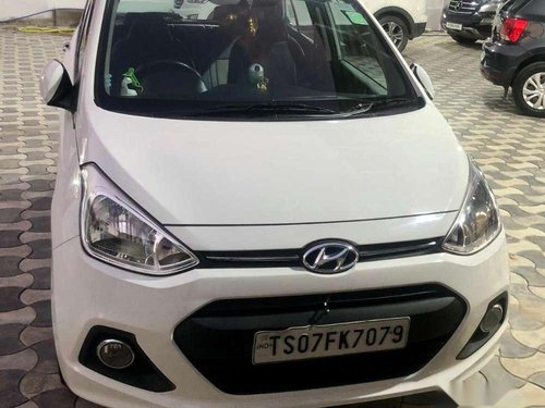 Used Hyundai Grand i10 Asta 2016 MT for sale in Hyderabad