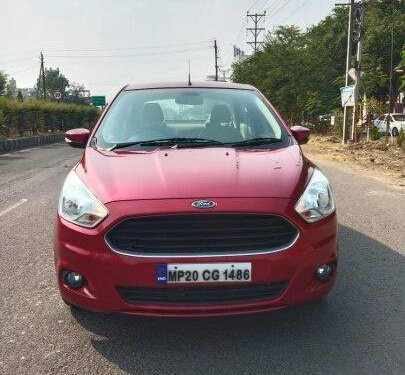 Used Ford Aspire 2017 MT for sale in Bhopal