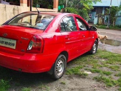 Used Hyundai Verna 2009 MT for sale in Chennai