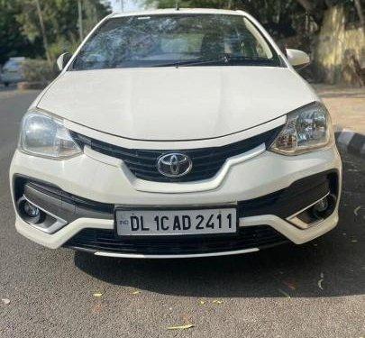 Used 2016 Toyota Platinum Etios MT for sale in New Delhi