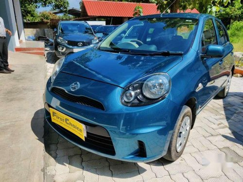 Used Nissan Micra Active 2016 MT for sale in Thiruvalla -3