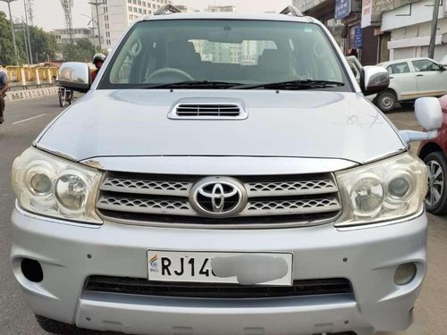 Used Toyota Fortuner 2010 MT for sale in Jaipur