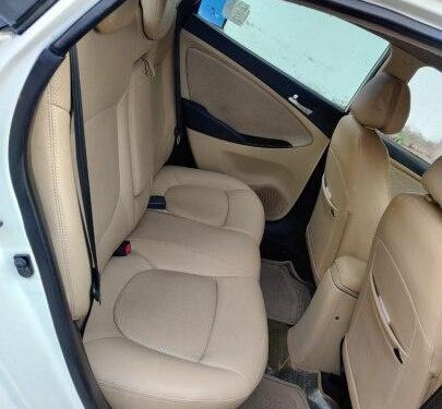 Hyundai Verna 1.6 SX 2012 MT for sale in Kolkata