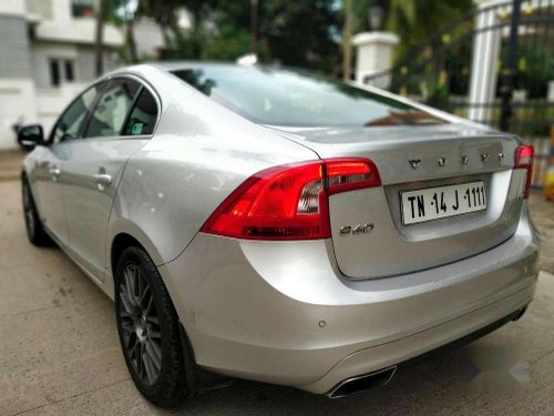 Volvo S60 Summum D4, 2016, AT for sale in Chennai