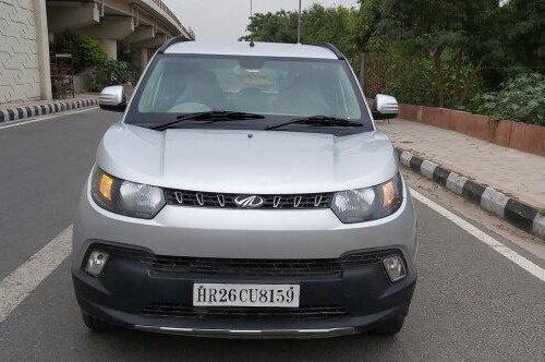 Used Mahindra KUV100 NXT 2016 MT for sale in New Delhi
