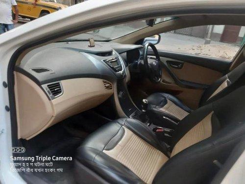 Used 2014 Hyundai Elantra MT for sale in Kolkata