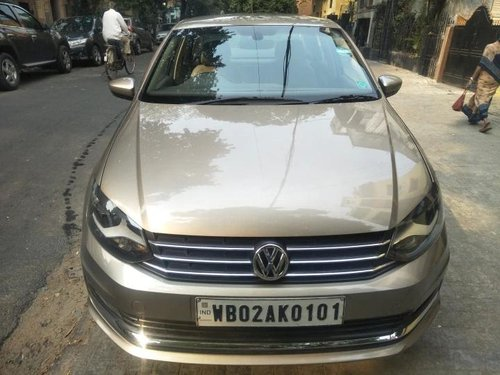 Used 2016 Volkswagen Vento MT for sale in Kolkata