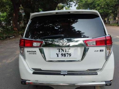 Toyota INNOVA CRYSTA 2.8, 2018, AT for sale in Chennai