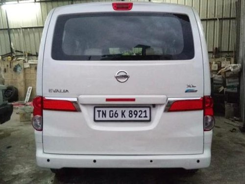 Used Nissan Evalia XL 2013 MT for sale in Chennai