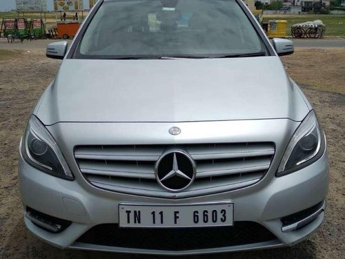 2013 Mercedes Benz B Class Diesel AT for sale in Chennai