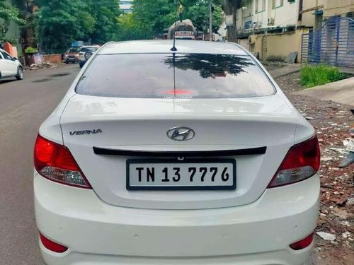 Used Hyundai Verna 1.6 CRDi SX 2014 AT in Chennai -6
