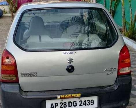 Used 2010 Maruti Suzuki Alto MT for sale in Hyderabad
