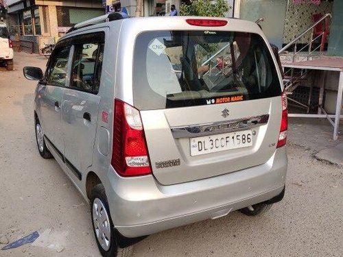 Maruti Suzuki Wagon R LXI CNG 2015 MT for sale in New Delhi
