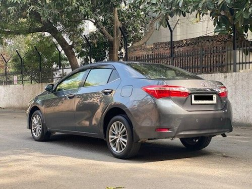 Used Toyota Corolla Altis 2017 AT for sale in New Delhi