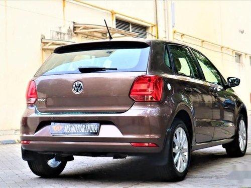 Used Volkswagen Polo 1.0 MPI Highline Plus 2018 MT in Kolkata