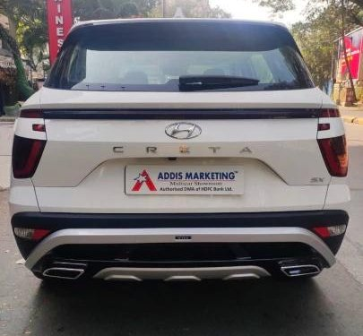 Used Hyundai Creta 2020 AT for sale in Mumbai
