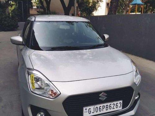 Maruti Suzuki Swift VXI AMT, 2019, AT for sale in Ahmedabad