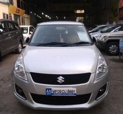 Used Maruti Suzuki Swift VDI 2016 MT for sale in Indore