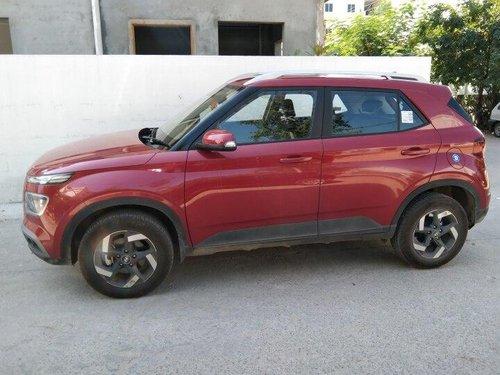 Used 2020 Hyundai Venue MT for sale in Hyderabad