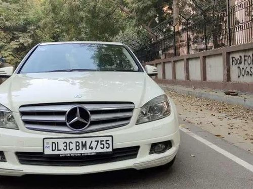 Used Mercedes Benz C-Class 2010 AT for sale in Hyderabad