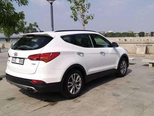 Hyundai Santa Fe 2 WD, 2017, AT for sale in Ahmedabad