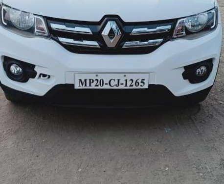 Used Renault Kwid 2019 MT for sale in Jabalpur