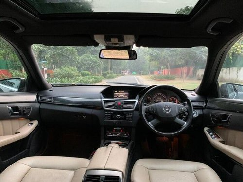 Used Mercedes-Benz E-Class 2010 AT for sale in New Delhi