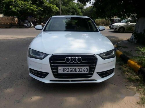 Used 2012 Audi A4 2.0 TDi AT for sale in Gurgaon