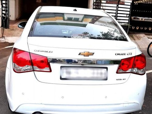 Used 2017 Chevrolet Cruze LTZ AT for sale in Chennai