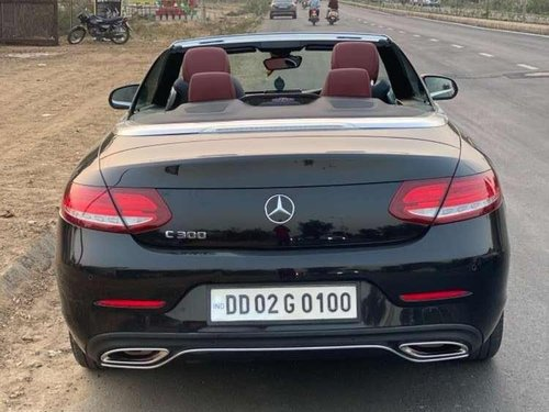 Used 2017 Mercedes Benz C-Class AT in Ahmedabad