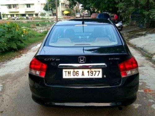 Honda City 1.5 S, 2009, MT for sale in Chennai