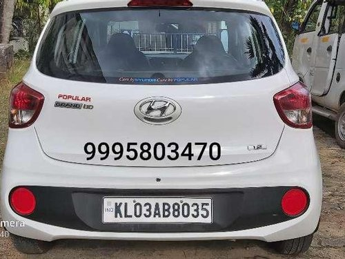 Used 2017 Hyundai Grand i10 Magna MT for sale in Kottayam