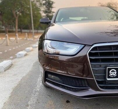 Used Audi A4 2014 AT for sale in New Delhi