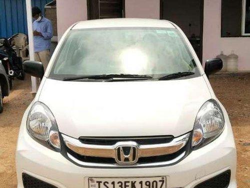 Used Honda Amaze E i-DTEC 2017 MT in Hyderabad