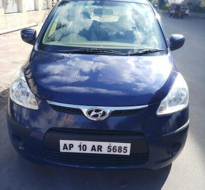 Used Hyundai i10 Magna 1.2 2009 MT for sale in Hyderabad