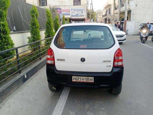 Used 2009 Maruti Suzuki Alto MT for sale in Jalandhar