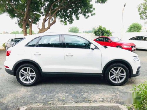 Audi Q3 30 TDI S Edition, 2018, AT for sale in Ahmedabad