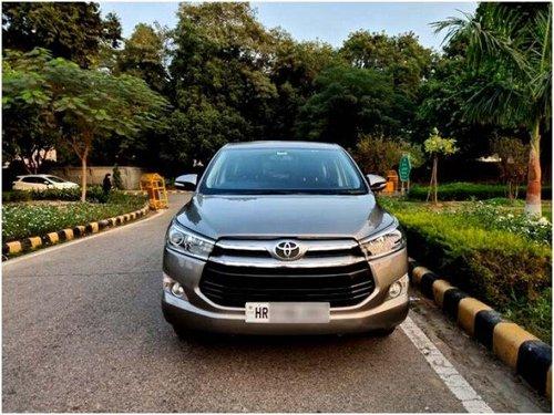 Used Toyota Innova Crysta 2018 MT for sale in New Delhi