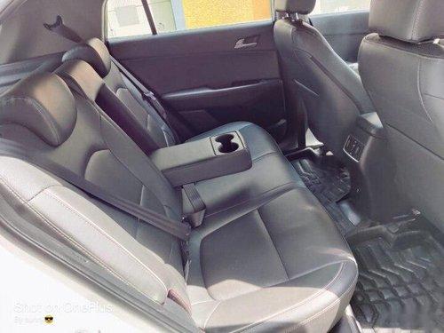 Hyundai Creta 1.6 CRDi SX Option 2017 MT in Hyderabad