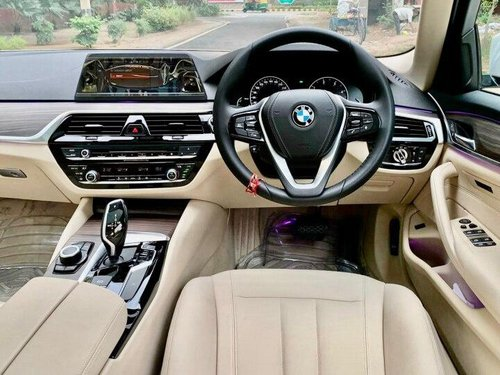 Used 2020 BMW 5 Series AT for sale in New Delhi