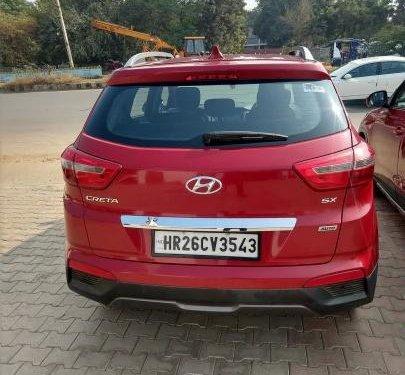 Hyundai Creta 1.6 SX 2016 AT for sale in Gurgaon
