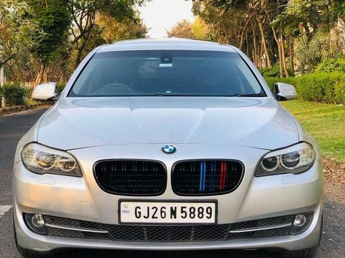 Used 2013 BMW 5 Series AT for sale in Ahmedabad