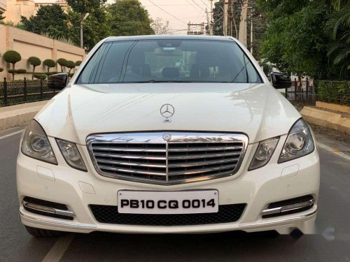 Used Mercedes Benz E Class 2011 AT for sale in Jalandhar