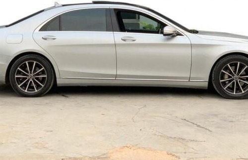 Mercedes-Benz S-Class S 350 CDI 2017 AT in New Delhi