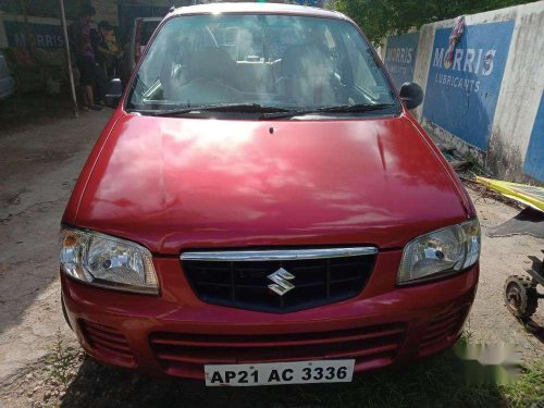 Maruti Suzuki Alto, 2010, MT for sale in Hyderabad