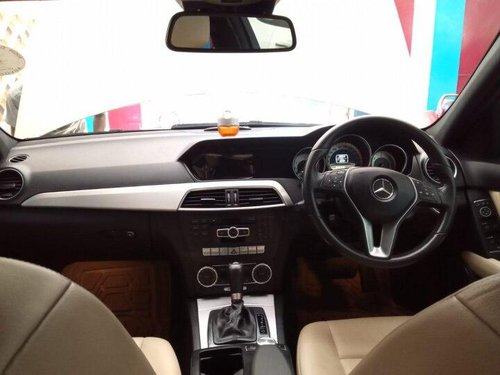 Used Mercedes Benz C-Class 2011 AT for sale in Kolkata