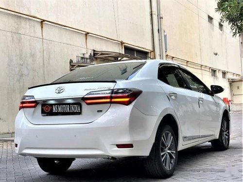Used Toyota Corolla Altis 2019 AT for sale in Kolkata