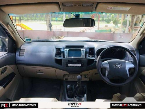 Used 2013 Toyota Fortuner MT for sale in Bhopal